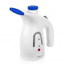 Отпариватель для одежды Ergolux ELX-GS01-C35 (800Вт, 200 мл), бело-синий