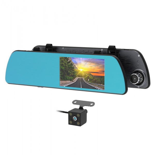 Видеорегистратор-зеркало Ritmix AVR-550
