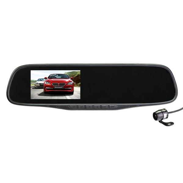 Видеорегистратор-зеркало Silverstone F1 NTK-351Duo