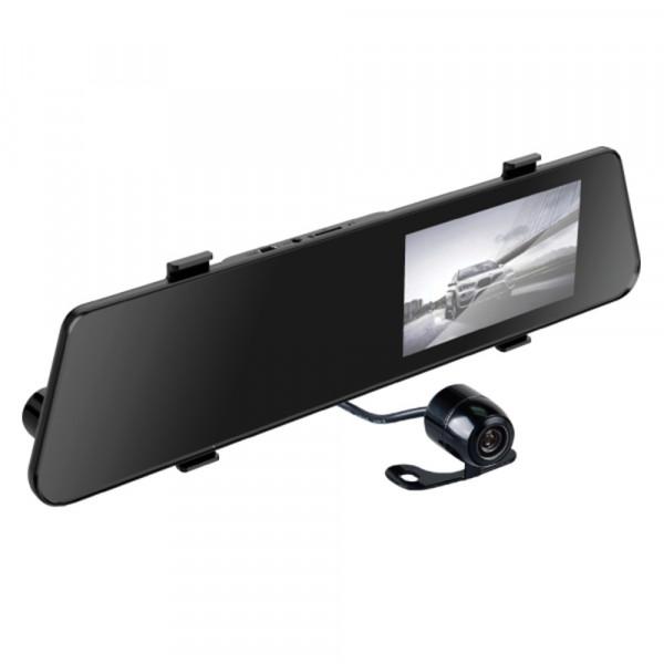 Видеорегистратор-зеркало Silverstone F1 NTK-370Duo