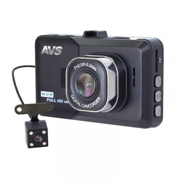 Видеорегистратор AVS VR-202DUAL-V2