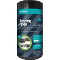 Defender Салфетки для поверхностей CLN 30104 Pro 110 шт, антибактериальный
