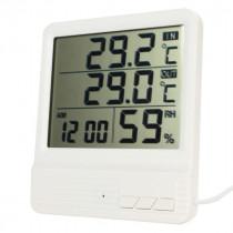Метеостанция CX-301A, часы, будильник, выносной датчик
