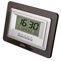 """Часы с будильником Perfeo """"Middle"""", с датчиком t, дата (PF-S2102)"""
