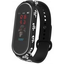 Фитнес-браслет Ritmix RFB-325, чёрный