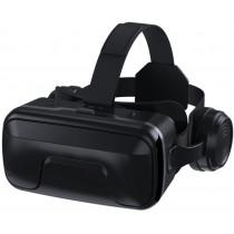 Очки виртуальной реальности Ritmix RVR-400, для смартфона, встроенные наушники