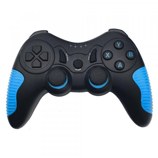 Геймпад беспроводной GP-033BTH Ritmix Bluetooth черн/синий