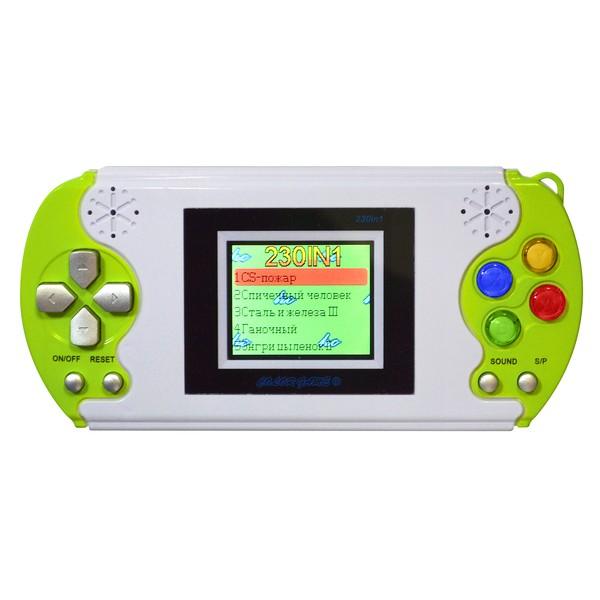 Электронная игра PCP (8630), бело-зелёный