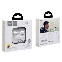 Гарнитура Hoco L7 Plus (8-pin, Bluetooth) с ПДУ, белая