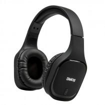 Bluetooth гарнитура (стерео) Dialog HS-11BT BLUES, полноразмерная, чёрный