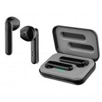 Bluetooth гарнитура (стерео)  TWS Perfeo COMFY автосопряжение, чёрный