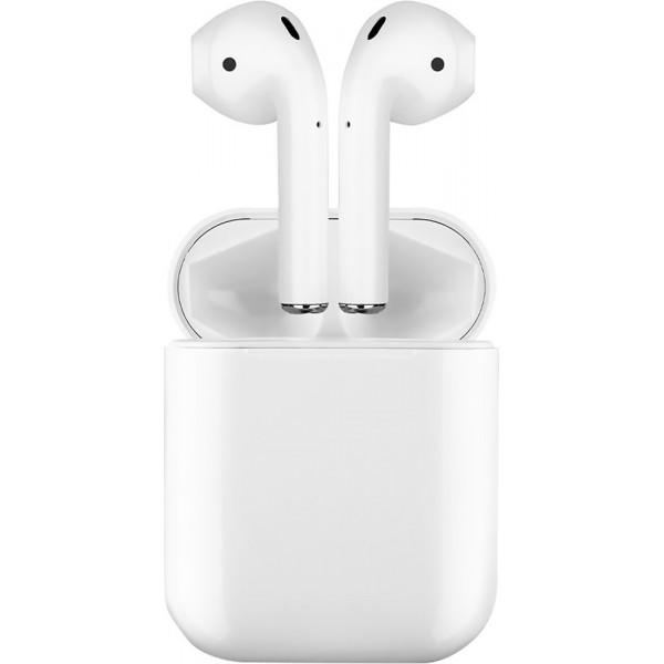 Bluetooth гарнитура (стерео)  TWS Prime Line Air Pro, белый