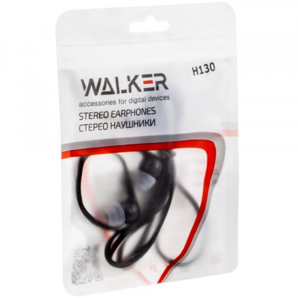 Наушники WALKER H130, чёрный