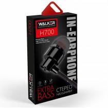 Гарнитура WALKER H700, чёрный