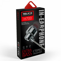 Гарнитура WALKER H700, серый