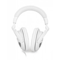 SBE-7100 Наушники SmartBuy LIVE полноразм. 4м кабель, 50мм динамики, белые