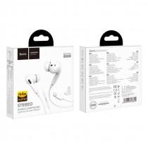 Гарнитура Hoco M1 Pro (8-pin, Bluetooth), белая