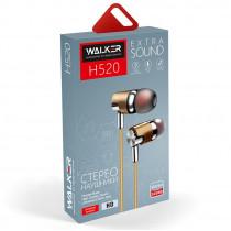 Гарнитура WALKER H520, белый