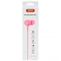 Гарнитура XO S6, розовая