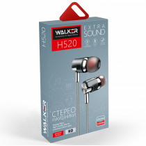 Гарнитура WALKER H520, серый