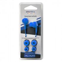SBE-820 Внутриканальные наушники SmartBuy ACTION, синие