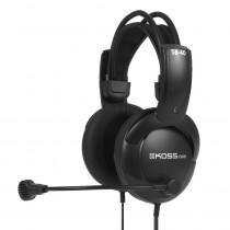 Гарнитура полноразмерная KOSS SB40, микрофон, кабель 2.4 м