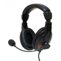Гарнитура полноразмерная Dialog M-750HV, регулятор громкости
