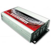 AVS Автомобильный инвертор 12/220V IN-2000W