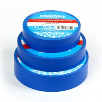Изолента Smartbuy 0,13 х15 мм, 10м, синяя