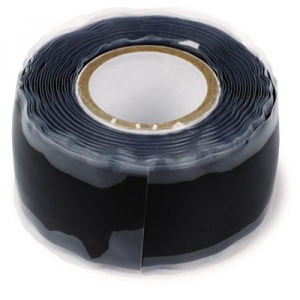 Лента Smartbuy 0,5 х 25 мм, 3 м, самовулканизирующаяся, силиконовая, чёрная