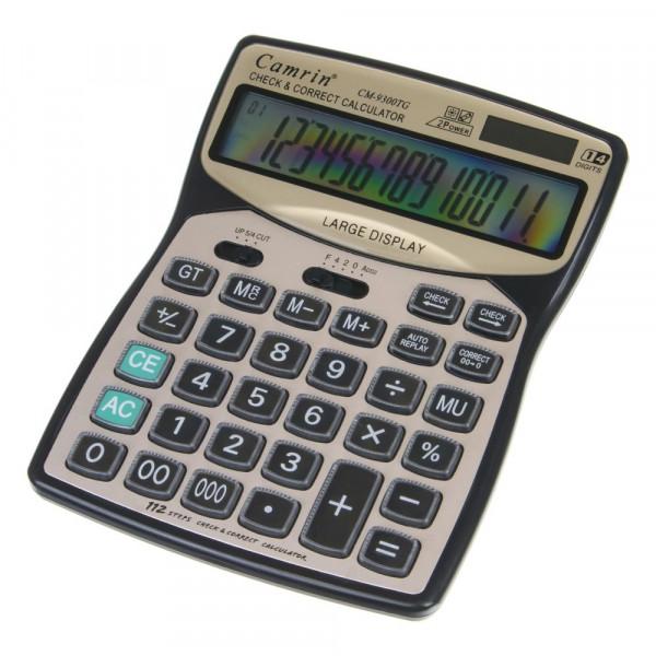 Калькулятор Camrin CM-9300TG