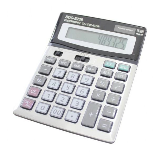 Калькулятор SDC-2238