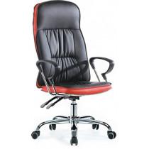 Кресло офисное Smartbuy SB-A501 (черное с красным)