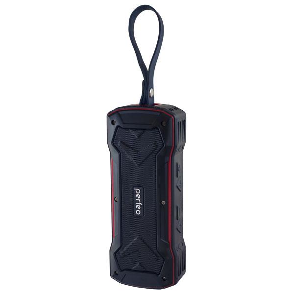 "PF-5207 Perfeo беспровод. колонка ""GRANDE"" Bluetooth, FM, Micro SD, AUX, 2600 мАч, 10Вт, чёрная"