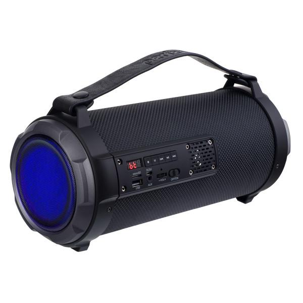 PF_A4318 Perfeo беспров. колонка Bluetooth 2.1, FM, MP3, TF, USB, AUX, 10Вт, 2200mAh, чёрный (8)