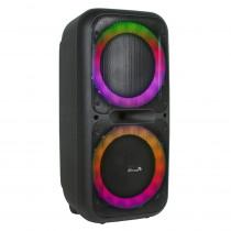 "Колонка Bluetooth (20-05 DANCE BOX 500) ElTronic, 2x12"", TWS"