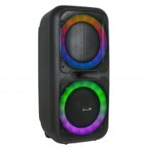 "Колонка Bluetooth (20-07 DANCE BOX 200) ElTronic, 2x8"", TWS"