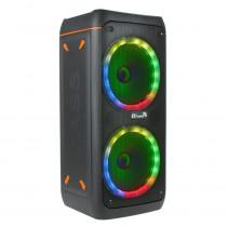 "Колонка Bluetooth (20-30 DANCE BOX 100) ElTronic, 2x8"", TWS"