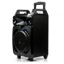 Акустическая колонка AO-210 Dialog Oscar 1.0 70W RMS, Karaoke, Bluetooth, FM+USB+SD, LED подсветка