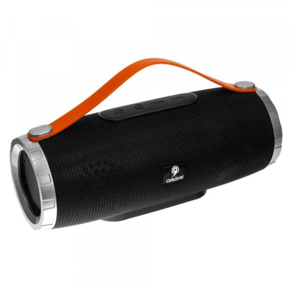 Колонка Bluetooth Celebrat SP6 (USB/TF/AUX/FM), чёрный