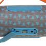 Колонка Bluetooth Celebrat SP6 (USB/TF/AUX/FM), синий