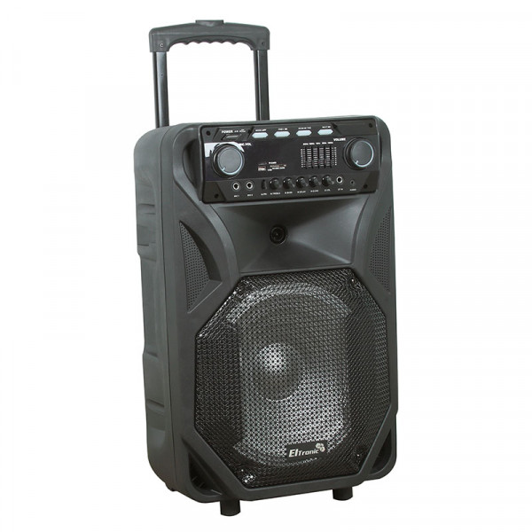 "Колонка Bluetooth (EL-106 CRAZY BOX) 12"", Eltronic, TWS"