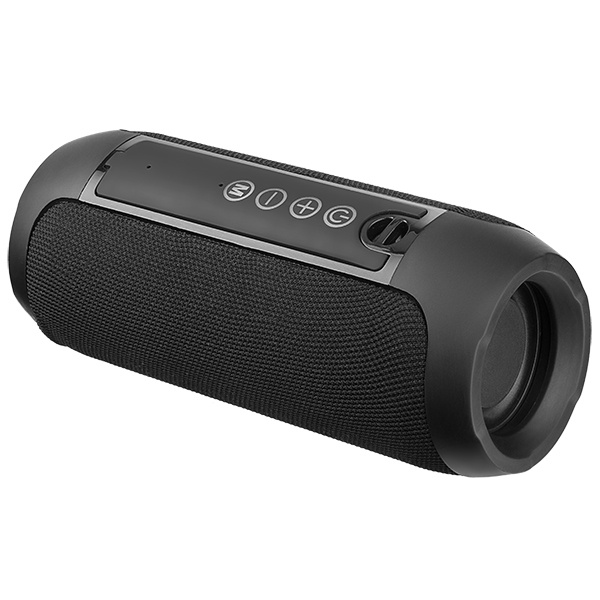 "PF_B4698 Perfeo беспровод. колонка ""STREET BAND"" Bluetooth, USB, TF, AUX, FM, TWS, 10Вт, чёрная"
