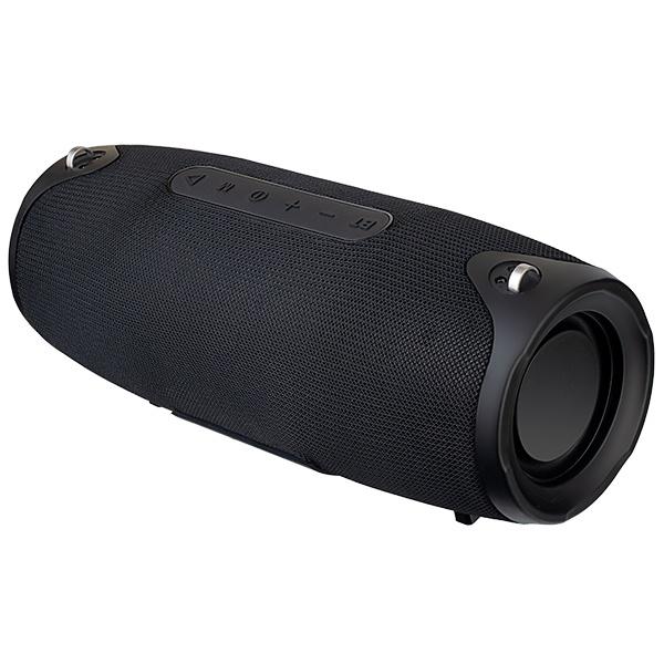"""PF_B4701 Perfeo беспровод. колонка """"RUGBY XL"""" Bluetooth, USB, TF, AUX, FM, мощность 20Вт, чёрная"""