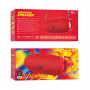 Колонка Bluetooth Borofone BR12 (microSD USB AUX FM), TWS, красная