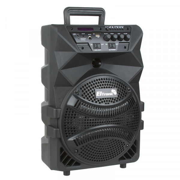 "Колонка Bluetooth (EL8-12 CRAZY BOX) ElTronic, 8"", TWS"