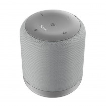 Колонка Bluetooth Hoco BS30 New moon (microSD/AUX/FM), серый