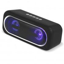 SBS-450 Портативная Bluetooth-колонка Smartbuy SATELLITE 2, 10 Вт, USB, TF, MP3, FM, чёрная