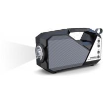 SBS-5020 Портативная Bluetooth-колонка Smartbuy WAY, 5 Вт, USB, TF, MP3, FM, чёрная (50)