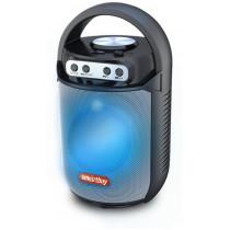 SBS-5030 Портативная Bluetooth-колонка Smartbuy LOOP, 5 Вт, USB, TF, MP3, FM, чёрная (50)